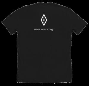 wcara shirt back